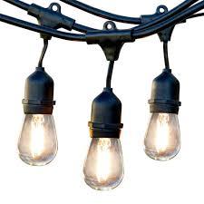 hanging outdoor string lights home depot designs