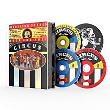 The Rolling Stones Rock And Roll Circus Deluxe Edition