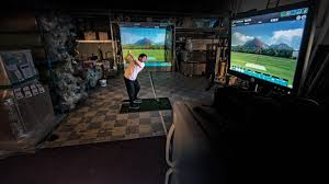 mike rohr photographed in his carpet warehouse in sterling heights michigan diy golf