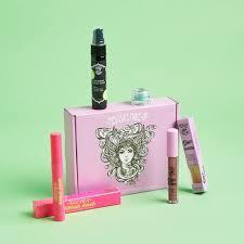 medusas makeup march 2019 all contents