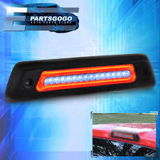 Cargo Light F150 Replacement Details About For 09 14 Ford F150 Replacement Led Cargo Lamp 3rd Third Smoke Lens Brake Light