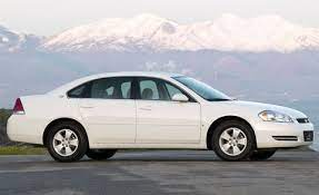 2008 Chevrolet Impala Ltz 4dr Sdn Features And Specs