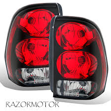 2003 Chevy Trailblazer Brake Light Bulb Replacement Details About 2002 2009 Replacement Tail Lights Set For Chevy Trailblazer W Circuit Board