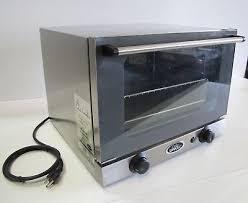 cadco unox ov 250 xa006 ¼ sheet commercial countertop convection oven