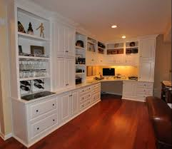 home office cabinetry. Home Office Cabinetry Design. Built In Cabinets With White Color Ideas Design E