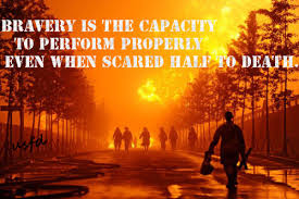 Wildland Fire Quotes. QuotesGram via Relatably.com