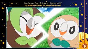 Victini Vlogs - Pokemon Sun and Moon Episode 97 (English sub)