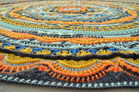 the project i m going to be talking about today is my desert dusk version of mandala madness by helen shrimpton the pattern for this project is available