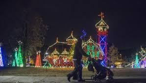 Life College Atlanta Christmas Lights Lights Of Life Display Sparks Up For The Holiday Season