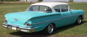 1958 Chevrolet Delray | Item A2289 | SOLD! September 29 Midw...