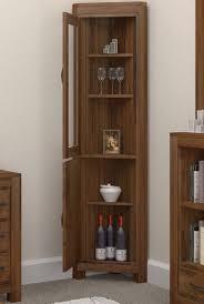 Modern Corner Cabinet Design