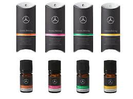 Well, riding this car while breathing purified fragranced air could be an exceeding experience. Mercedes Benz Aroma Driving Fragrance Air Freshener Original Deffuser Oil Japan Ebay