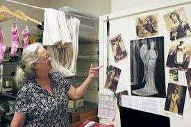 Superb Dorothy Smith, Heritage Theatre Festivalu0027s Costume Shop Designer And Costume  Director, Looks At Inspirations For The Costumes Used In The Companyu0027s ...