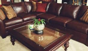marvelous ethan allen leather sectionals at decor of sofa sectional reviews