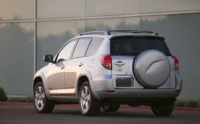 2007 Toyota RAV4 - Information and photos - ZombieDrive
