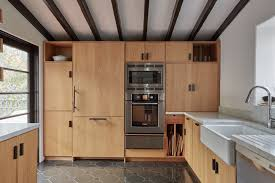 in a house in la s los feliz designer tamar barnoon reconfigured an outdated kitchen
