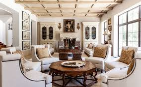 conversation area furniture arrangement