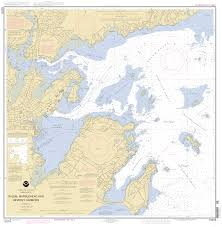 Boston Harbor Chart North Shore Harbormasters Association Charts Of Our Area