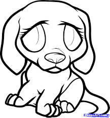 Small Picture Sad Puppy Coloring Pages Coloring Pages