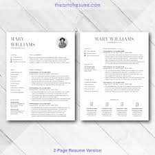 Reference Pages For Resumes Pin On Simple Minimalist Resume Designs