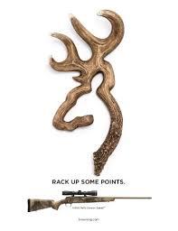 Gun Company Logos Celebrating The Browning Buckmark Logo