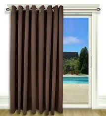 ultimate blackout patio door curtain