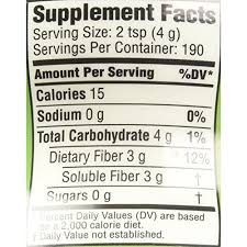 free benefiber label