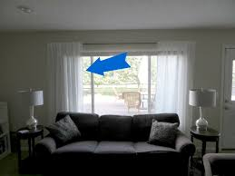 The Happy Chateau: Disguising Ugly Vertical Blinds with Curtains ...