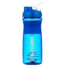 "<b>Шейкер Harper Gym</b> ""Shaker Bottle"", с венчиком, цвет: лайм, 700 мл"