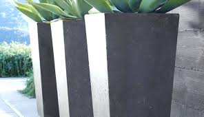 full size of tall black plastic garden pots square outdoor planters box pot modern large outside