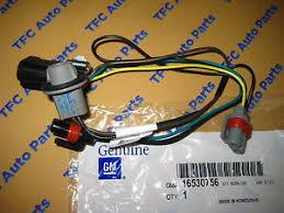 pontiac grand prix front head light wiring harness oem new 2004 2008 image is loading pontiac grand prix front head light wiring harness