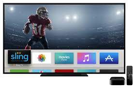 Sling TV on Apple TV — Tools and Toys