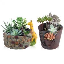 office flower pots. Office Flower Pots. Pot Plant Container Herb Basket Planter For Home Garden Desk Pots V