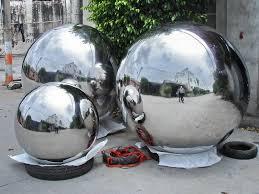 Stainless Steel Decorative Balls stainless steel ball for gardenfountainssculpture decorative 47