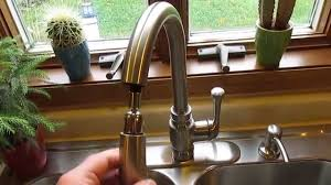 kohler kitchen faucets. Kohler Carmichael Single-Handle Pull-Down Sprayer Kitchen Faucet In Stainless Steel - YouTube Faucets