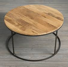 reclaimed wood coffee table round reclaimed wood round coffee table for stylish wooden decor reclaimed wood