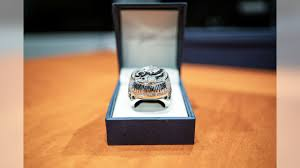 The ring, made by jostens, was owned by a dolphin player who wanted to remain anonymous. Eagles World Championship Jewelry Collection Available Now