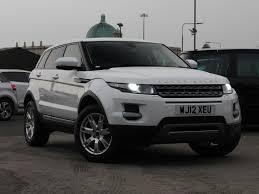 Used Land Rover Range Rover Evoque Cars for Sale in Runcorn ...