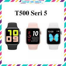 Đồng Hồ T500 Seri 5 Thế hệ mới Smart Watch, đồng hồ thông minh t500 chống  nước - Đồng hồ thông minh Nhãn hàng No Brand