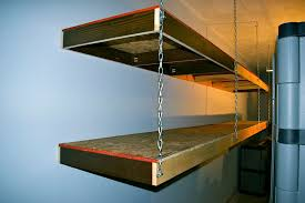 style garage storage shelves
