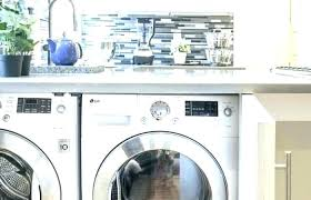 washing machine and dryer kitchen decoration medium size washer machines a in whirlpool combo countertop