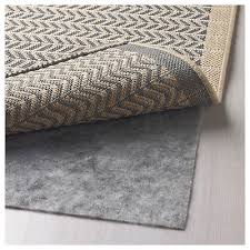 ikea stopp filt felt rug carpet underlay pad w anti slip 5 5 x