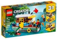 Купить <b>конструктор Lego</b> Creator: <b>Плавучий</b> дом (31093) по ...