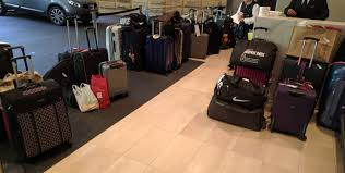 Reader Question Hotel Lost Bag That Was Left For Storage