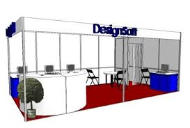 3D Office EXPO library