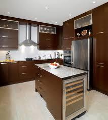 Wenge Wood Kitchen Cabinets Wenge Stainless Kitchen