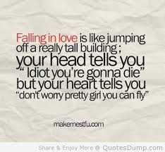 Being In Love Quotes