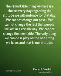 Service Quotes Mesmerizing Swindoll Attitude Quote Attitude Charles Swindoll Essay Research