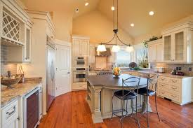 Kitchen With Vaulted Ceilings Kitchen Track Lighting Vaulted Ceiling Kitchen Collections