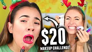 20 makeup challenge ping challenge for full face of makeup